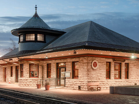 Kirkwood Train Station, MO
